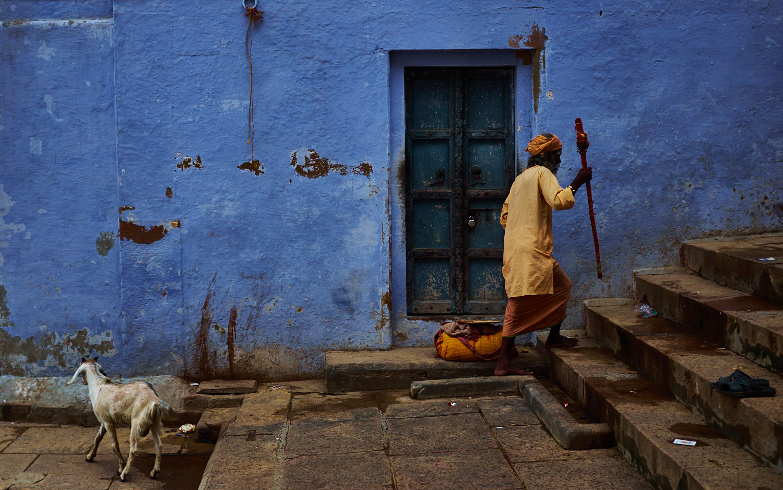 """Varanasi . Fuji X100S . 23mm . f/2.8 . 1/500"""" . ISO 250"""