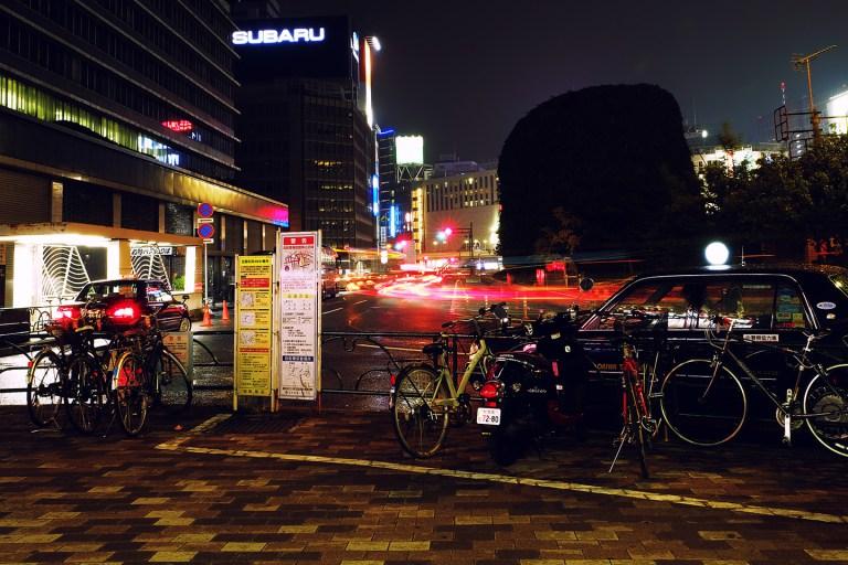 Fujifilm X-T1 + XF 16-55mm WR, @22 mm, F22, ISO 200, 15 sec, tripod. Shinjuku, Tokyo, Japan.