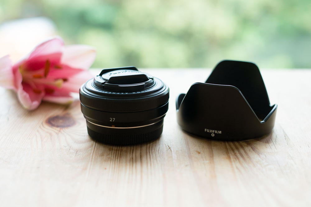 Fuji 27mm F2 8 - The best lens for travel photography